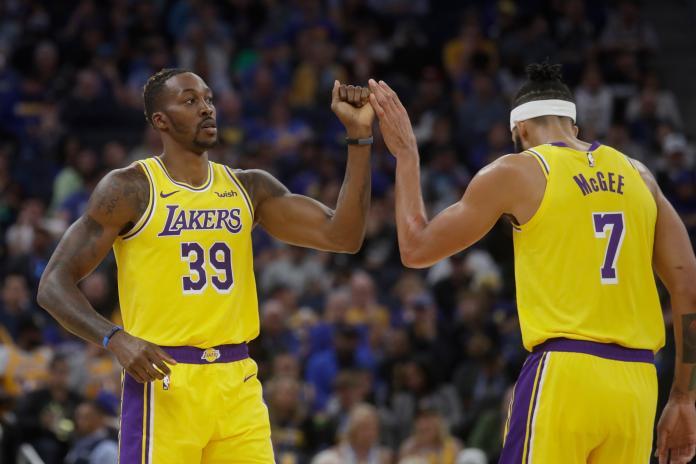 NBA/不打小球了!湖人透露西決陣容 魔獸重回輪替
