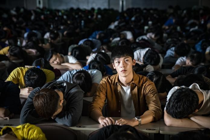 ▲《陽光普照》許光漢飾演哥哥阿豪。(圖/劇照)