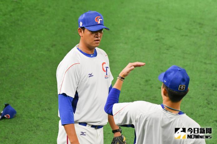 ▲世界棒球12強,中華隊投手助理教練王建民。(圖/記者