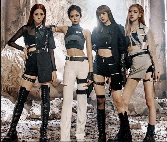 ▲四人女團BLACKPINK不只在韓國擁有超高人氣,國際上也備受矚目(圖取自BLACKPINK臉書)