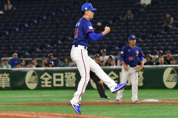 12強/吳昇峰被敲兩分砲 美國隊3:2反超比分