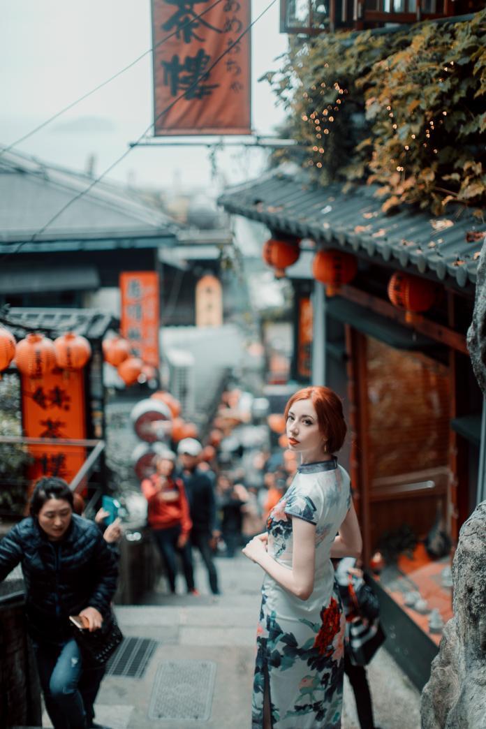 Meghan也提到,台灣對於攝影取景相當友善,對於像她一樣的部落客而言是一大優勢,可以盡情地拍攝出絕美的景象分享給他人。(Meghan提供)