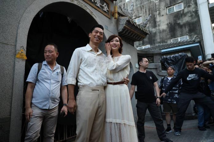 林志玲晚宴菜「2大元素」好貼心 婚禮布置風格大公開