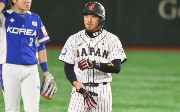 ▲世界棒球12強,日本隊菊池涼介。(圖/記者葉政勳攝 , 2019.11.16)