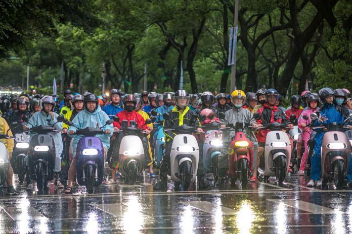 ▲電動機車備受熱議,外界質疑是否可能邁向泡沫化?(圖/翻攝自 Gogoro Taiwan 臉書 )