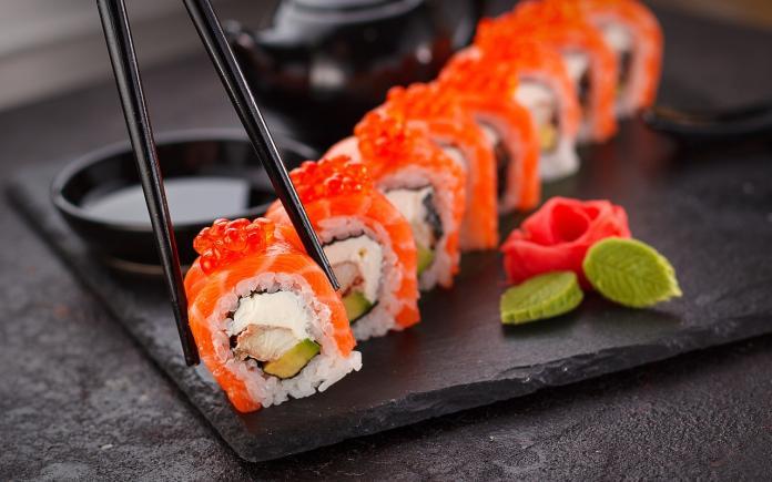 ▲日式壽司。(示意圖/翻攝自