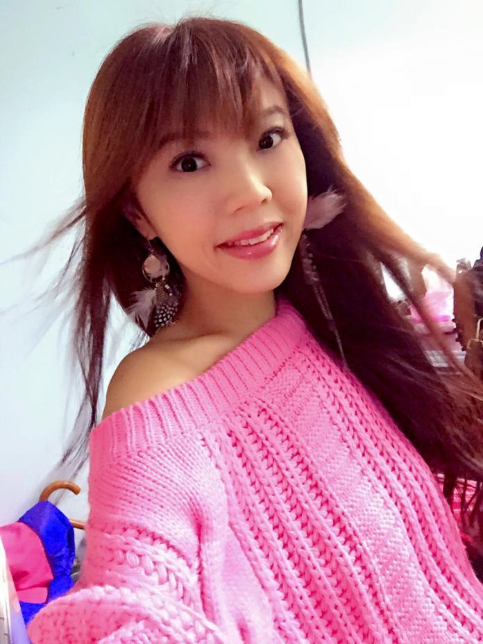 ▲劉樂妍表示自己一定會嫁給中國人。(圖/翻攝臉書)