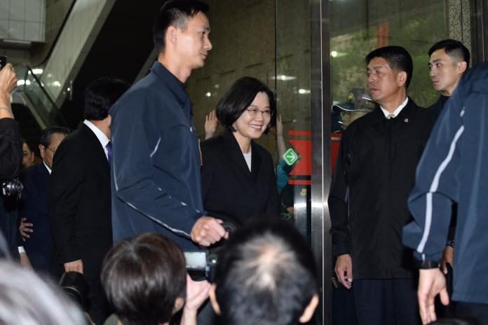 台灣高中生在港被捕 蔡英文表示政府將盡全力保護