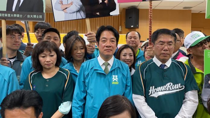 郭冠英嗆替中共監督選舉!賴清德:中國勢力已侵門踏戶