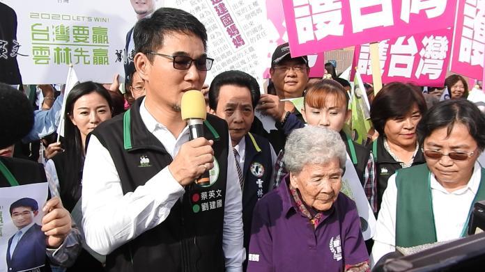 影/劉建國今登記立委選舉 爭取蟬聯國會評鑑第一名