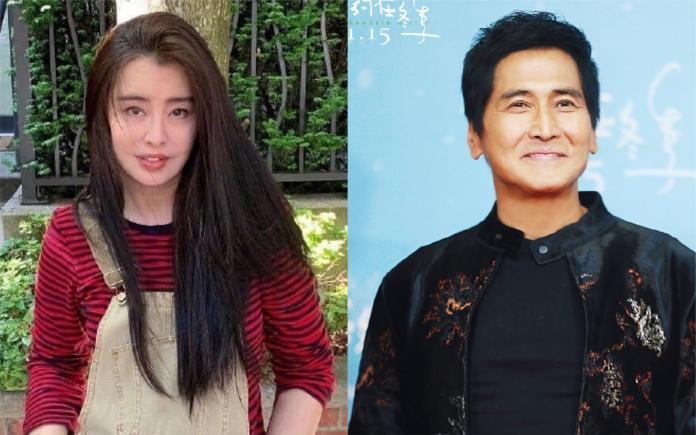 王祖賢爆「進戲院看<b>齊秦</b>新片」 目擊者:她在座位拭淚