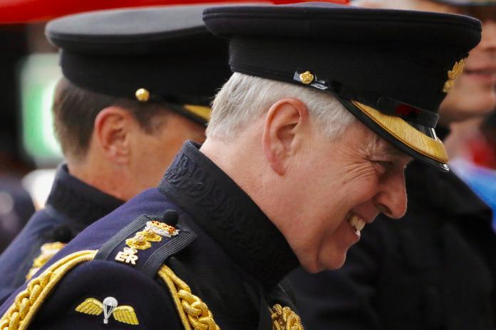 安德魯王子涉嫌性侵 英國警方將審查指控