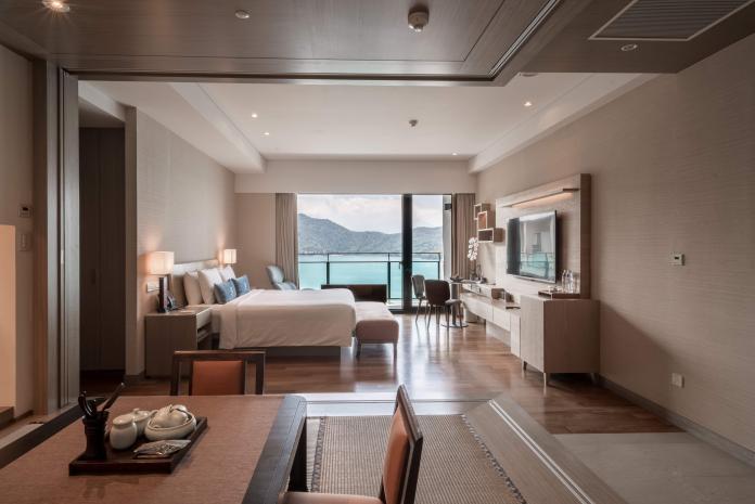 日月潭5星酒店新改裝 居家質感夾帶湖光山水精緻體驗