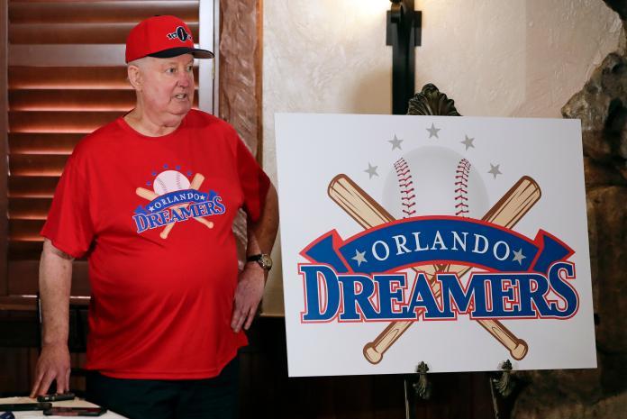 前魔術高層Pat Williams想創立一支奧蘭多職業棒球隊。(圖/美聯社/達志影像)