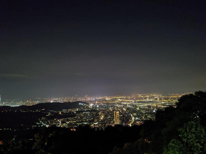 <br> ▲Pixel 4的夜視模式表現。(記者趙毓琪攝)