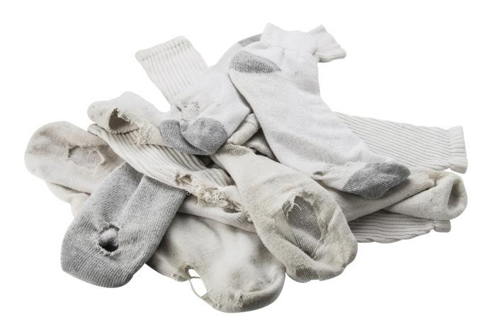 房市/且慢!舊<b>襪子</b>千萬別丟掉 成厲害清潔神器