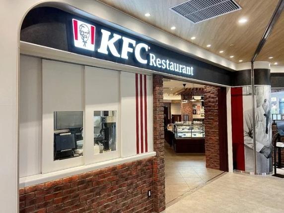 <br> ▲肯德基於日本設立「吃到飽」餐廳。(圖/取自 Dcard )