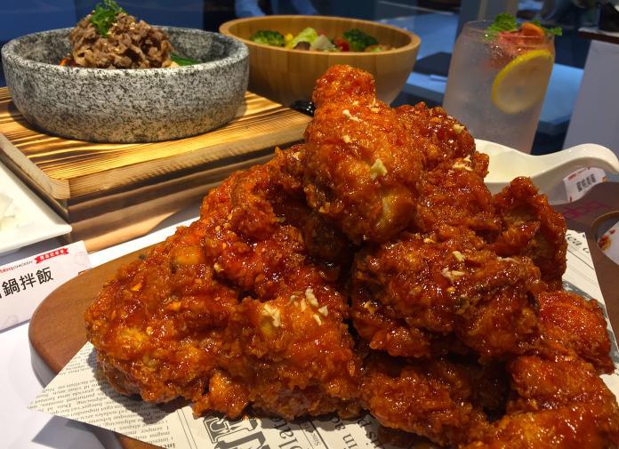 《鬼怪》爆紅韓式炸雞台灣開幕 隱藏版甜點療癒公開