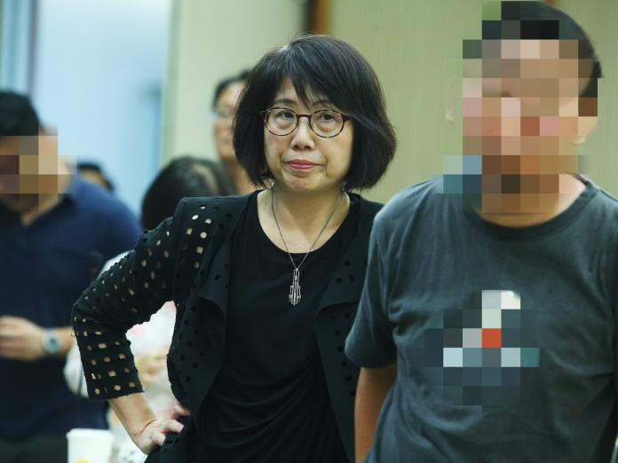 ▲高美蘭辭職聲明指稱遭「高規格」抹黑及扭曲。(資料照/記者郭俊暉攝)