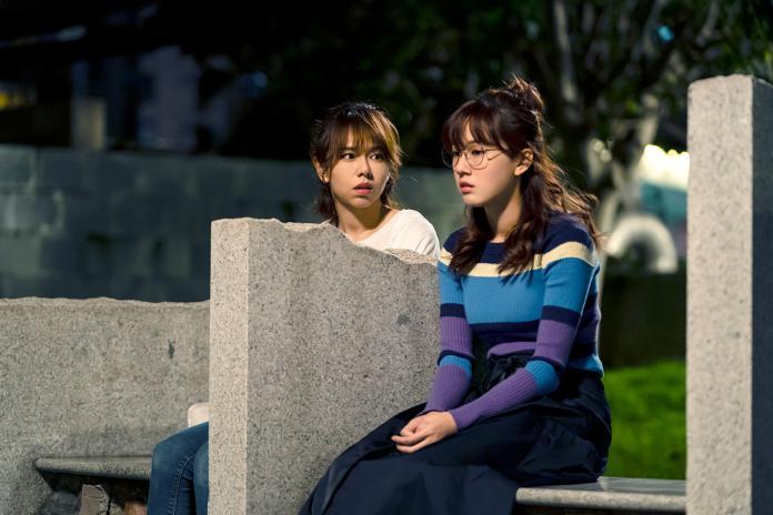 <br> ▲夏于喬安慰正在難過的方志友。(圖/TVBS提供)