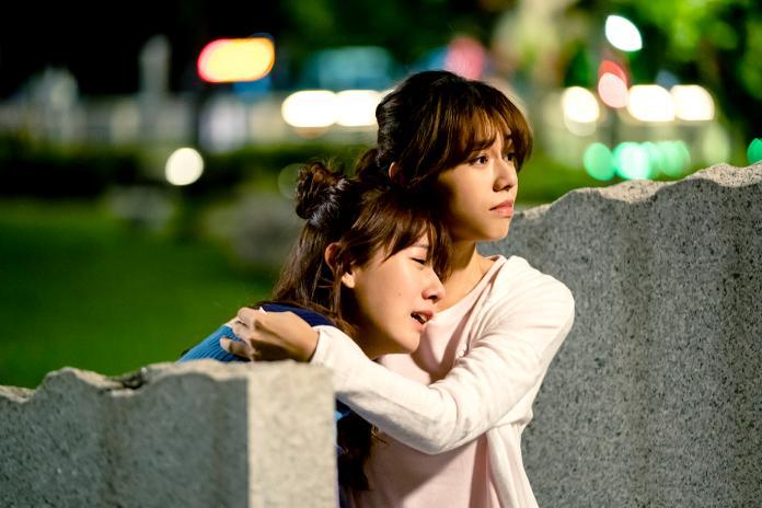 <br> ▲方志友哭倒在夏于喬胸前。(圖/TVBS提供)