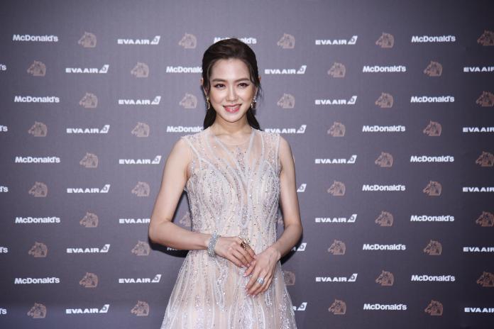 ▲金馬56星光大道主持人楊千霈。(圖/NOWnews攝影中心,2019.11.23)