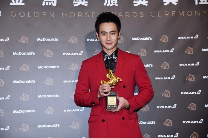▲劉冠廷奪下最佳男配角獎。(圖/NOWnews攝影中心)