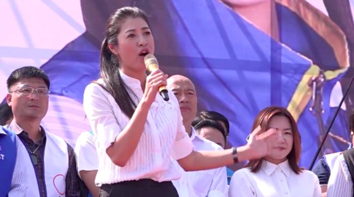 外銷不通還降關稅 許淑華:民進黨拿農民血汗錢做面子