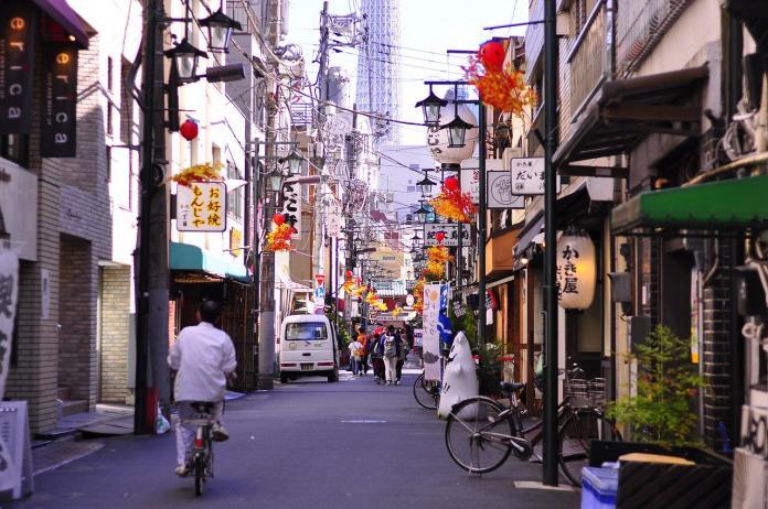 ▲東京淺草。(示意圖/取自pixabay)