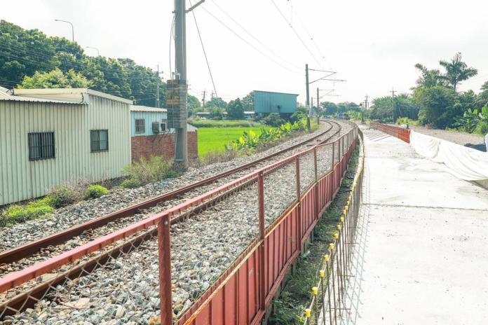 大慶烏日鐵路高架化 議員:市府不要再拖
