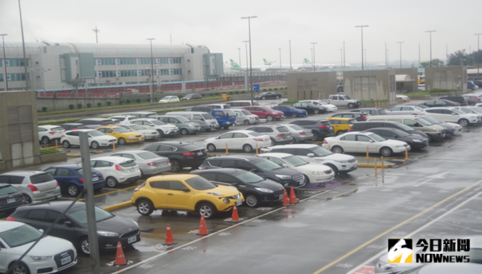 桃園國際機場停車場