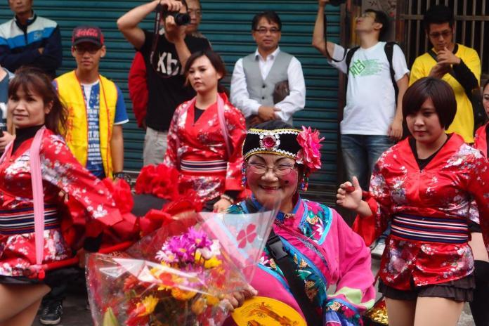 素蘭小姐要出嫁!台灣原創「素蘭陣」你看過嗎?