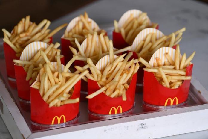 麥當勞薯條是最好吃的?行家「11字」曝美味關鍵:都一樣