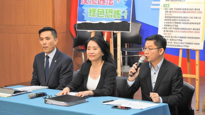 萊豬鬥法 李貴敏:中央「違法行政命令」牴觸法律無效