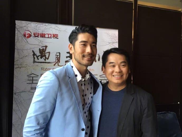 ▲導演陳銘章是高以翔的貴人。(圖/微博)