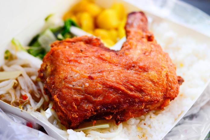 ▲台灣便當菜色相當多樣。(示意圖/取自