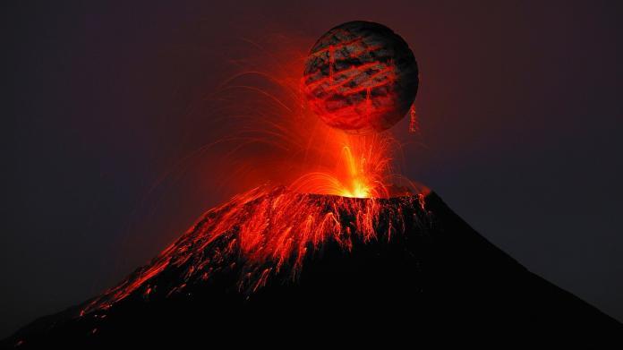 影/<b>火山</b>能當垃圾清理場?專家點破結局 百萬人全看傻眼