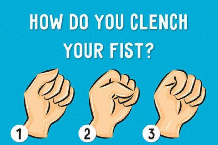 超準!3握拳方式你是哪種? 答案立馬看出「真實性格」