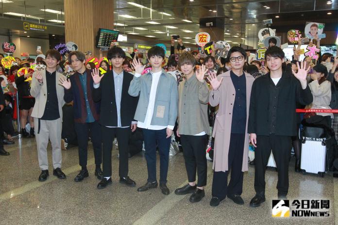 ▲傑尼斯男子偶像團體Kis-My-Ft2受邀參加「ASIA FASHION