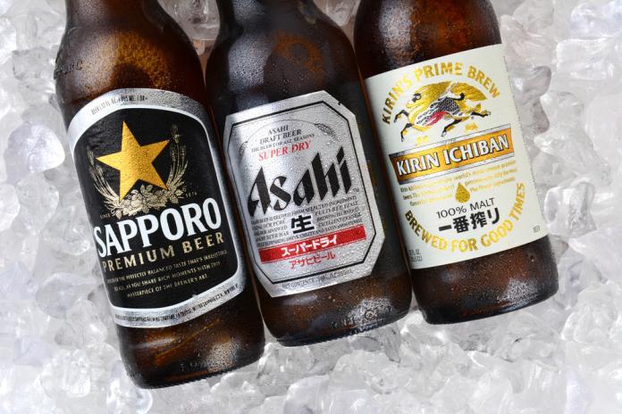 真的一口都沒喝!日本啤酒10月份對南韓出口掛零