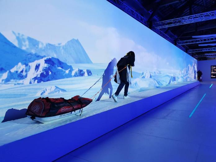 <b>冒險</b>南極你也可以 「去你的南極特展」永晝強風等著你