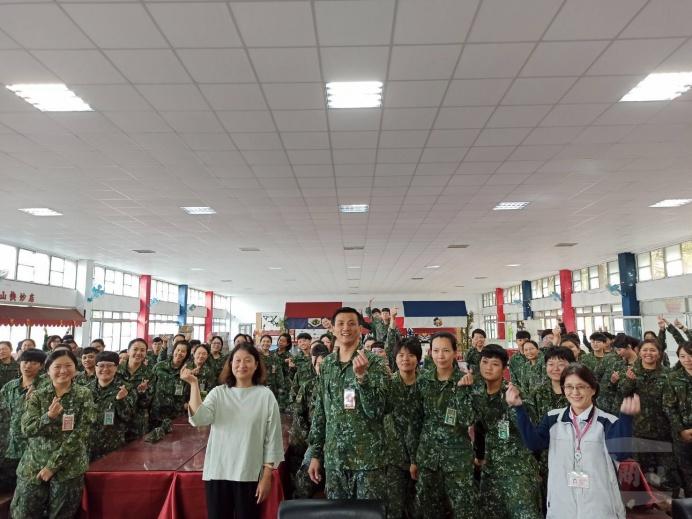 ▲ 陸軍關渡地區指揮部提供