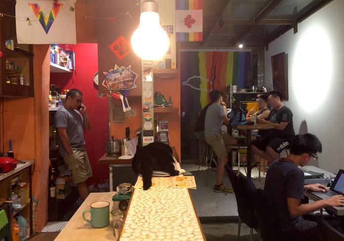彩虹熄燈/同婚專法後 全台首間同志咖啡廳為何恐將退場