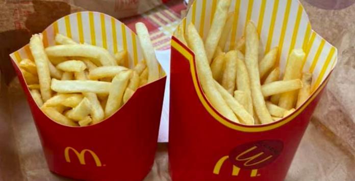 麥當勞<b>現炸</b>薯條吃不到?老饕曝「兩神招」:比講去鹽有效