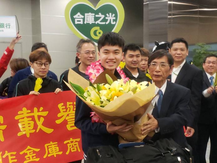 桌球/林昀儒勝馬龍奪銅 未來再戰大陸高手有一點得克服