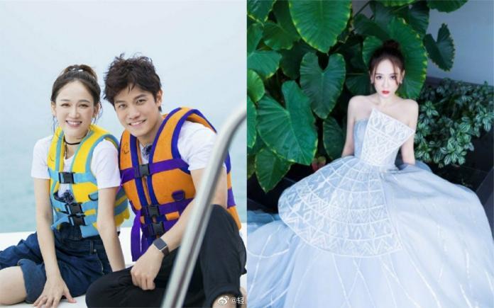 ▲今女星陳喬恩被稱為是最後的台灣演藝圈黃金剩女。(圖/翻攝微博)
