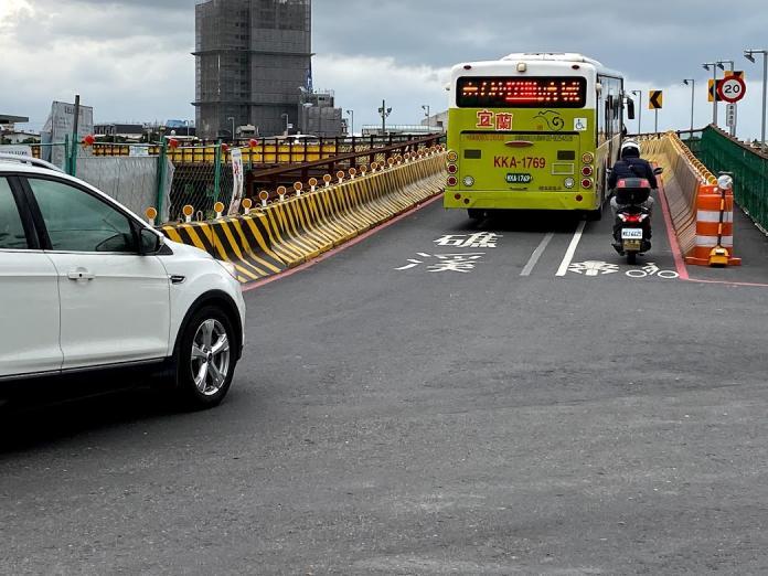 宜蘭橋便橋禁止15噸以上大貨車及聯結車通行