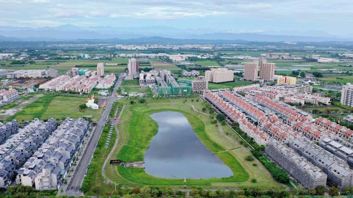 ▲因南科加持,善化成為台南移居熱區。(圖/住商不動產提供)