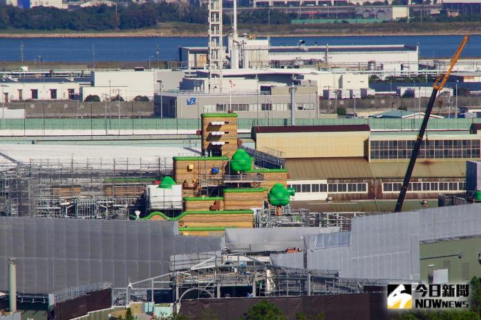 日本環球影城「任天堂樂園」2020開幕 最新工程進度曝光