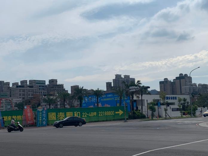 ▲新北市新店中央新村北側重劃區生活機能佳,身受多家建商看好。(圖/科達機構提供)